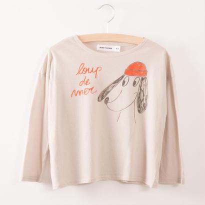 【 bobo Choses 2017AW】217003 T-Shirt  Loup de mer