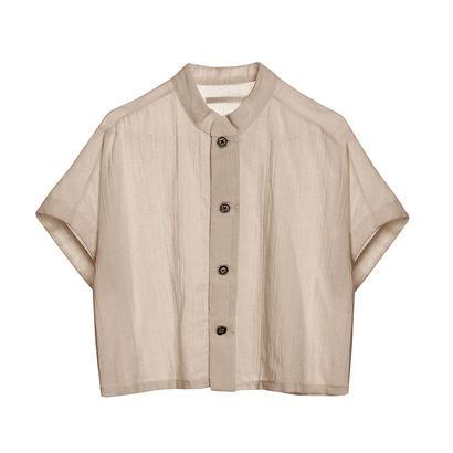 【 Little Creative Factory 18SS 】Ballet Baby Shirt / MAUVE