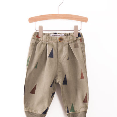 【 bobo Choses 2017AW】217209 Baby Baggy Trousers Sails
