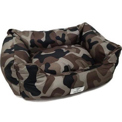 犬・猫 防水 迷彩ベッドS