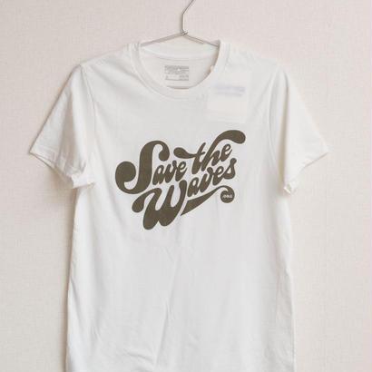 Men's Patagonia SlimFit Tシャツ(白)サイズS