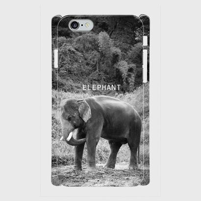 """iPhone5/5s/SE,6/6s用ケース """"ELEPHANT"""""""