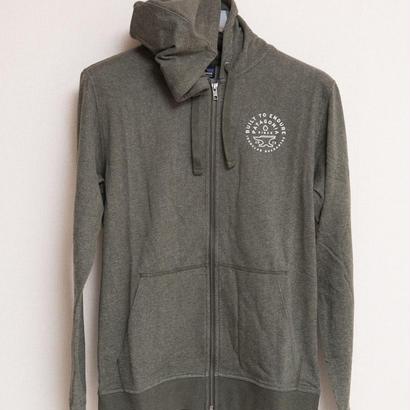 Men'S Geodesic Anvil Lightweight Full-Zip Hooded Sweatshirt サイズS