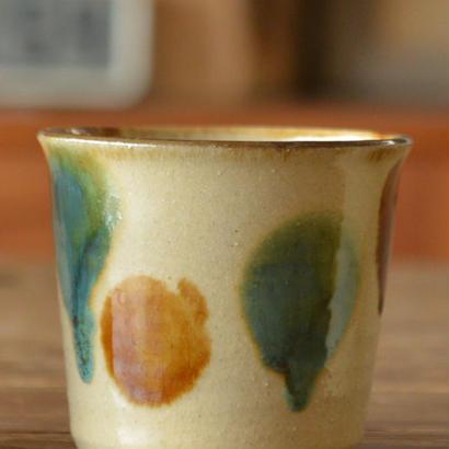 沖縄・田村窯のやちむん フリーカップ(大)02