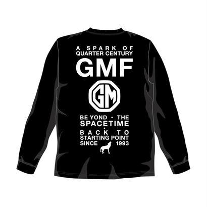 BLACK/GMF ロンT