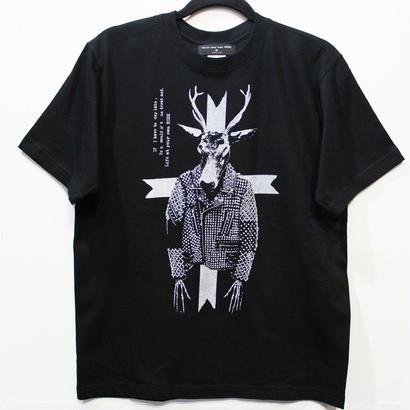 BLACK/CHOOSE by ENDO別注 RISK Tシャツ