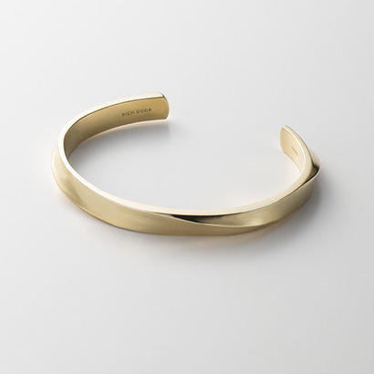 Gold/Gentle Bangle