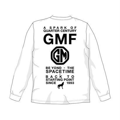 WHITE/GMFロンT