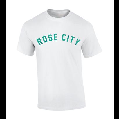 ROSE CITY Tシャツ/PDX柄