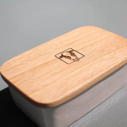 Monogramming | butter case
