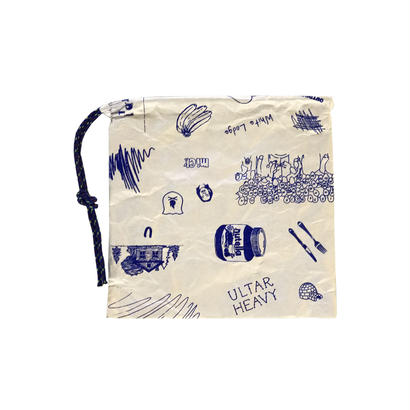 UH TYVEK PWS POUCH