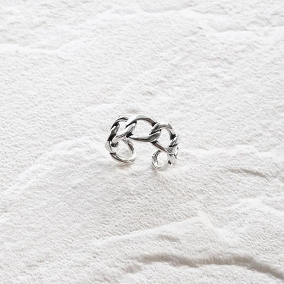 [silver925] Chain ring
