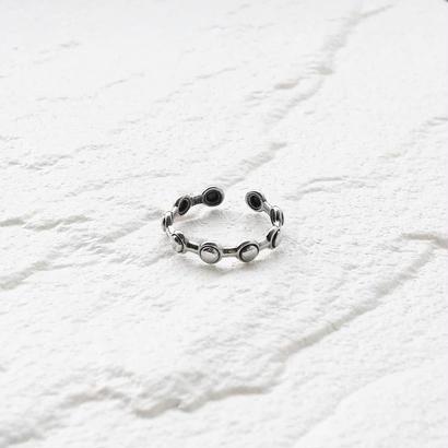 [silver925] Eternity ball ring