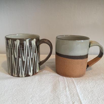 アカマシバル製陶所 マグカップ