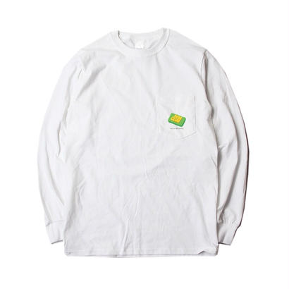 JOIN THE CLUB  L/S Pocket Tee