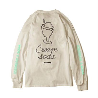 Cream soda L/S Tee