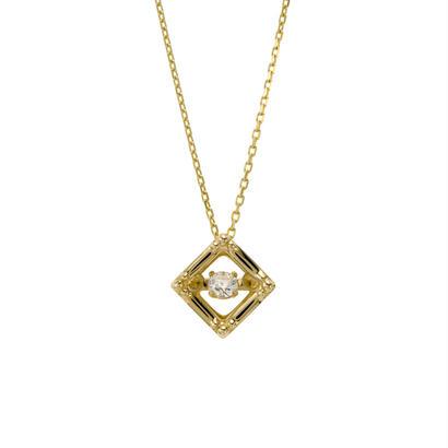 H&Cダンシングダイヤモンド ネックレス