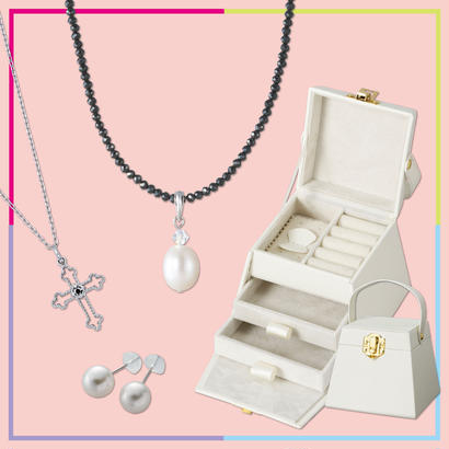 【OnlineShop限定】JewelryBOX付 ジュエリーセット¥10,000 (¥22,000相当)