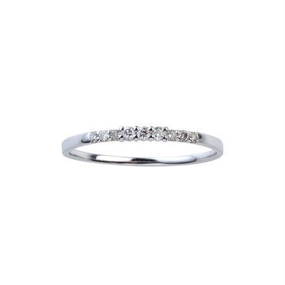 K10WG ダイヤモンドリング