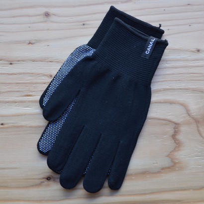"""CANAL """"DRIVING"""" GLOVE - BLACK"""