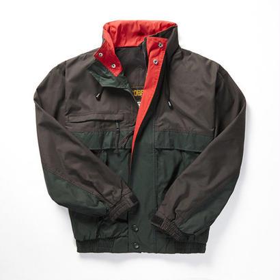 90s Cobra Windbreaker Black/Red/Green