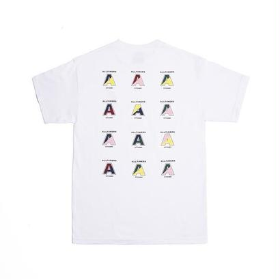 ALLTIMERS A TEE WHITE