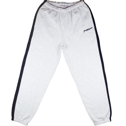 YARDSALE ASH/GREY TRACKSUIT BOTTOMS