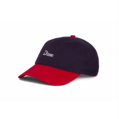 DIME CLASSIC TWO-TONE CAP NAVY & RED