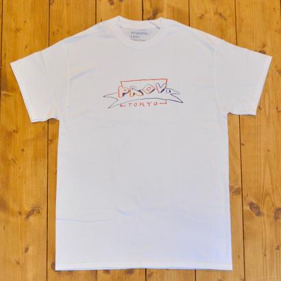 PROV FROG T-SHIRT - WHITE