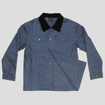 "PASS~PORT WORKERS ""LATE"" JACKET BEST BLUE"