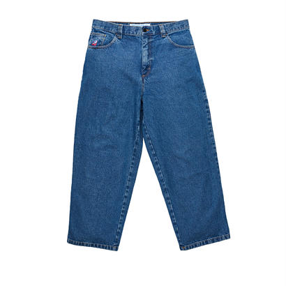POLAR SKATE CO. BIG BOY JEANS BLUE