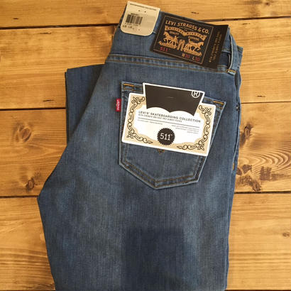 Levi's Skateboarding  511 Slim 5Poket Denim - Avenue