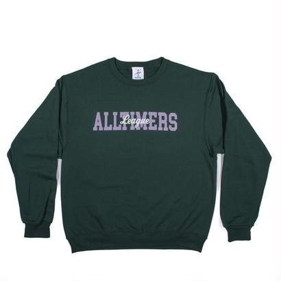ALLTIMERS LEAGUE CREW FOREST