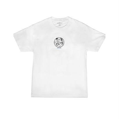 LURKNYC COLD WORLD T-SHIRT WHITE
