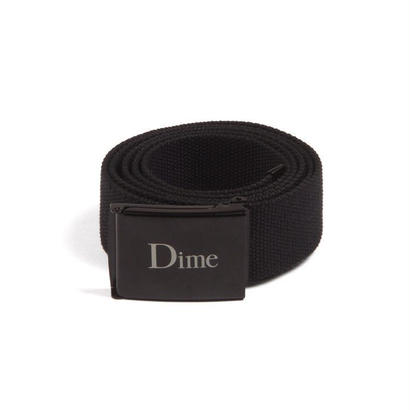 DIME SK8 BELT BLACK