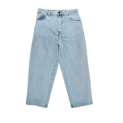 POLAR SKATE CO. BIG BOY JEANS LIGHT BLUE