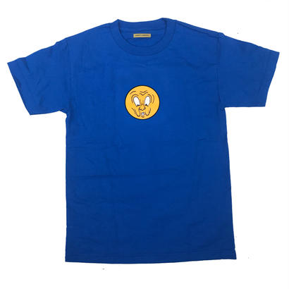 CARPETCOMPANY CORNY TEE Royal