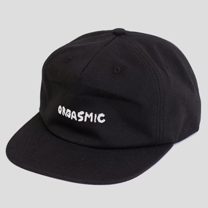 "PASS~PORT & RENNIE ELLIS ""ORGASMIC"" 5 PANEL CAP BLACK"