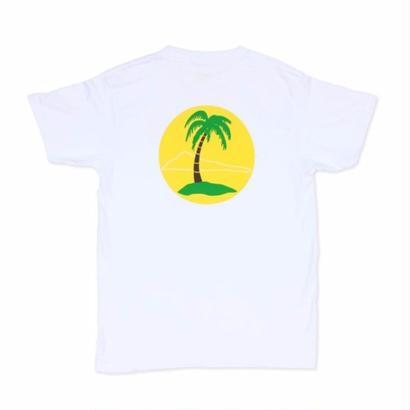 LEWIS CRUISE ISLAND T-SHIRT WHITE
