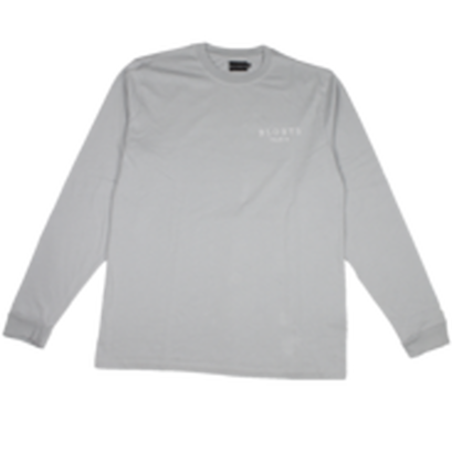 BLOBYS Paris Longsleeve T Shirt Grey