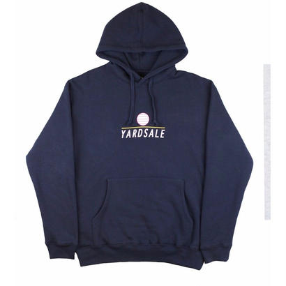 YARDSALE NAVY STRIKE HOODY