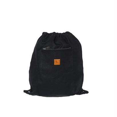 Hellrazor Duck Knapsack with Meister Pin - Black