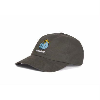 DIME CORP CAP DARK OLIVE