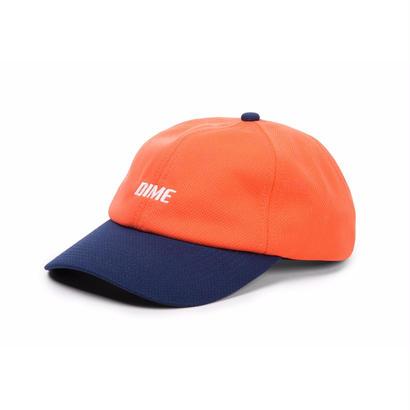 DIME MESH SNAP-BACK CAP CORAL & NAVY