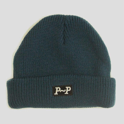 "PASS~PORT ""P~P RAISED"" BEANIE OCN"