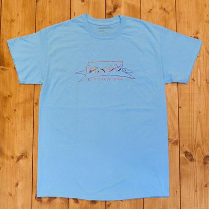 PROV FROG T-SHIRT - SKY BLUE