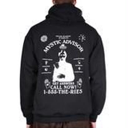 Theories Mystic Advisor Pullover Hoodie Black/White