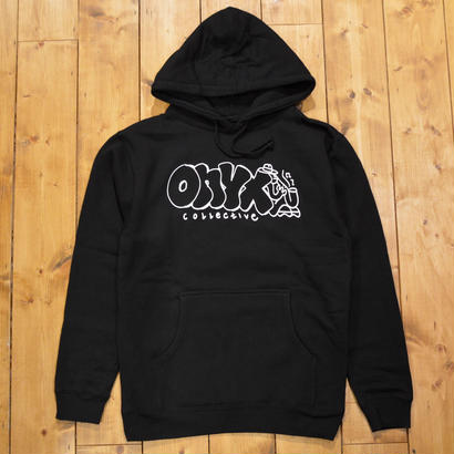 Onyx Collective Black Hoodie