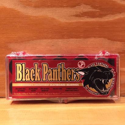 Shorty's Black Panther Bearings - ABEC 7