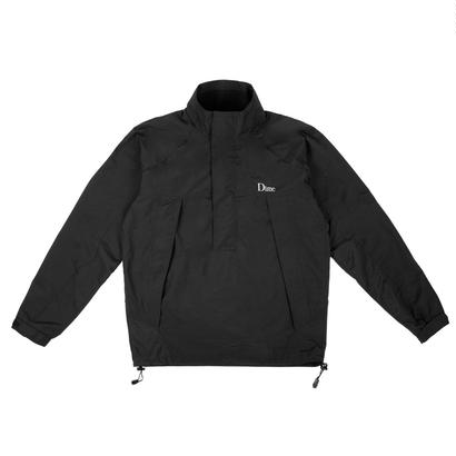 DIME PACKABLE JACKET BLACK